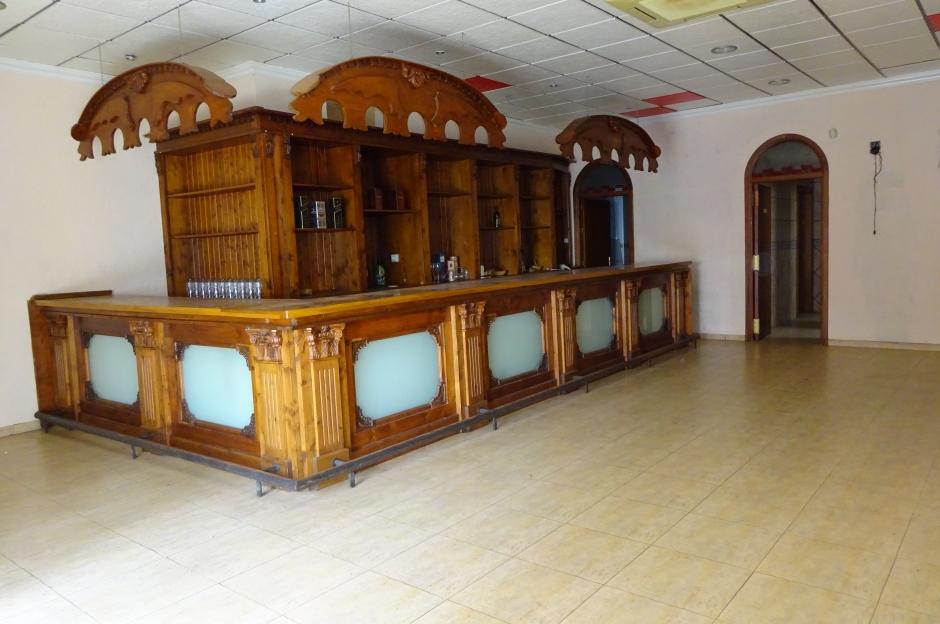 Salón para clientes
