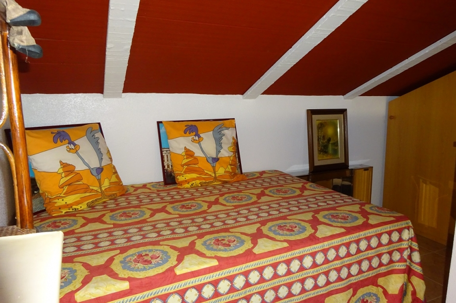 Dormitorio segunda planta